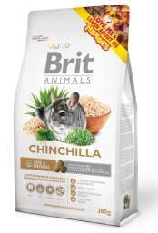 Brit - Animals Chinchila Complete 300g