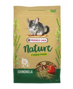 Versele Laga Chinchilla Nature Fibrefood 1 kg
