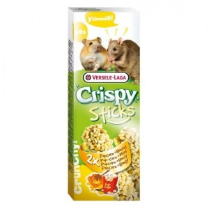 Versele Laga - Crispy Sticks Hamsters-Rats popcorn&Honey (100g)