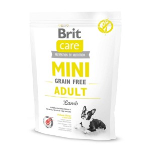 Brit - Care Mini Grain Free Adult Lamb 400g