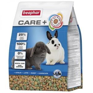 Beaphar CARE+ Rabbit food 1,5kg
