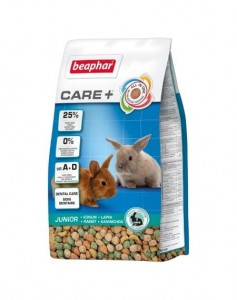 Beaphar CARE+ Rabbit junior 1,5 kg