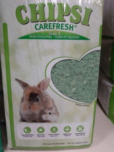 JRS - Chipsi CareFresh Colors 14l - Forest Green