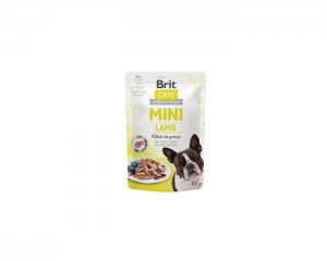 Brit - Care Mini Pouch Lamb 85g