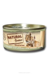 Bosch - Natural Greatness Kitten - Pierś z Kurczaka 70 gr