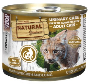 Bosch - Natural Greatness dla kotów URINARY CARE 200g