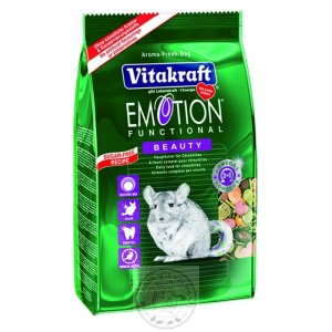 Vitakraft - Emotion Beauty - szynszyla 600g