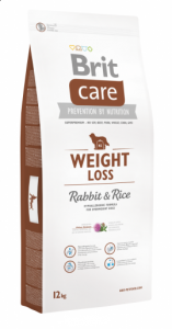 Brit -  Care Weight Loss Rabbit & Rice 12kg