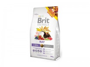 Brit - Animals Rat Complete 300g