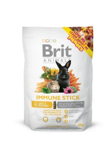 Brit - Animals Immune Stick for Rodents 80g