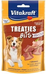Vitakraft Treaties Bits Wątróbka 120g