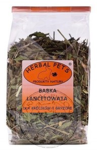 Herbal Pets - Babka Lancetowata 70g
