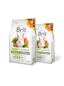 Brit - Animals Rabbit Junior Complete 1,5kg