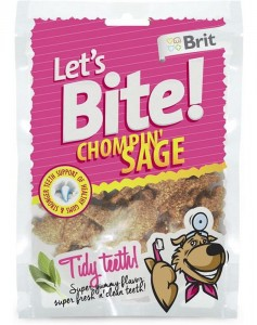 Brit - Let's Bite Dog Chompin Sage 150g