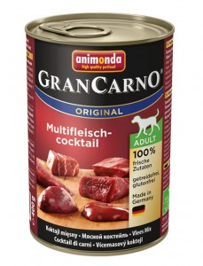 Animonda GranCarno Orginal adult 400g mix mięs