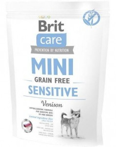 Brit - Care Mini Grain-Free sensitive 400 g