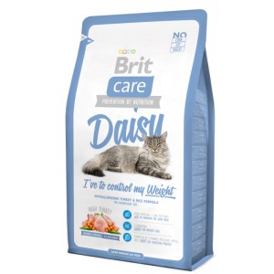 Brit - Care Cat Monty I've control my weight 400g