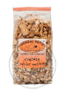 Herbal Pets - Chipsy Cykoria 125g