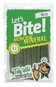 Brit - Let's Bite Dog Munchin Mineral 150g