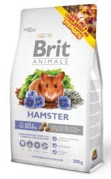 Brit - Animals Hamster Complete 300g